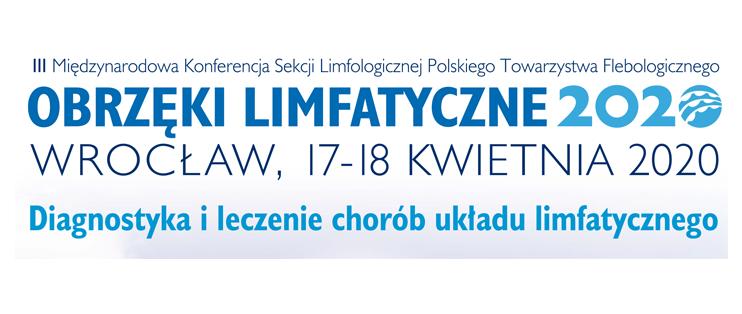 III Konferencja Limfologiczna – Obrzęki limfatyczne 2020