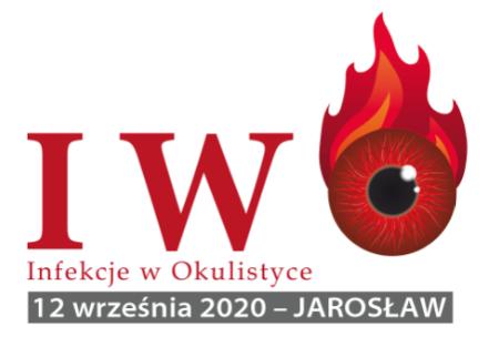 III Konferencja Naukowo-Szkoleniowa INFEKCJE W OKULISTYCE